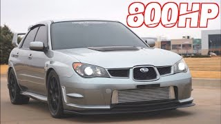 800hp-subaru-sti-gaps-boosted-mustang-on-highway-bonus-azn-subaru-powered-dung-beetle