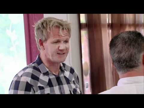 The 2nd Craziest Kitchen Nightmares Scene EVER. (Nothing Tops Amy) HQ
