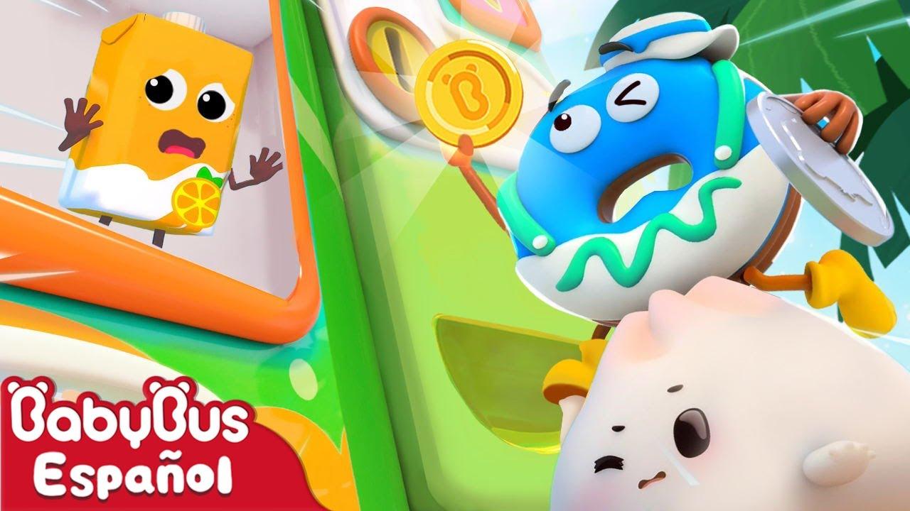 Salvar a los Pequeños Helados | [NUEVO] Animación de Comidas Ep.18 | BabyBus Español