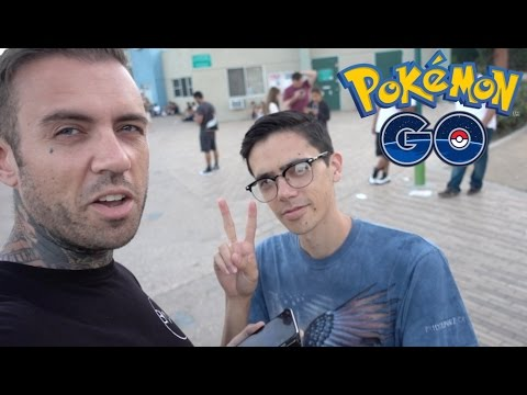 d994cb4e677 RICH AND FAMOUS FROM PLAYING POKEMON GO - TRAINER TIPS - YouTube