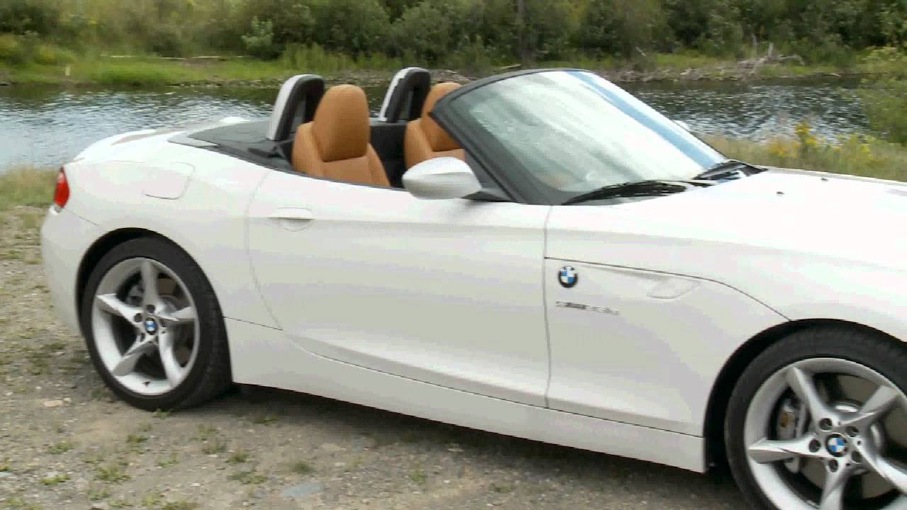 Bmw Z4 Video Review Youtube