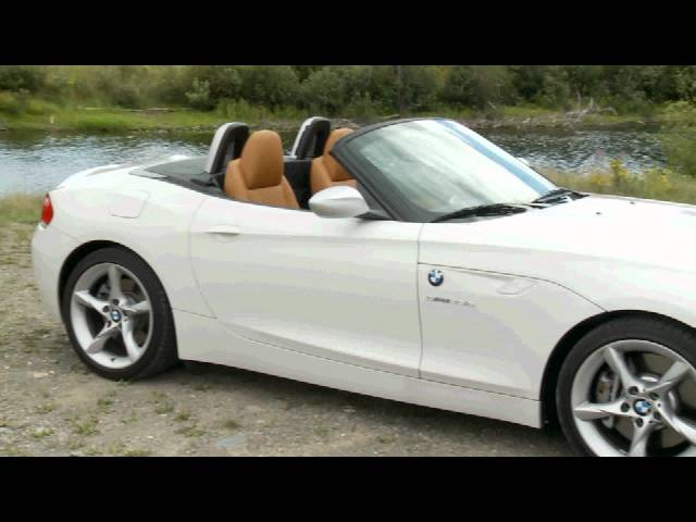 Bmw Z4 Video Review Video Watch Now Autoportalcom