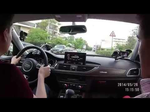Audi A6 Allroad quattro (www.buhnici.ro)