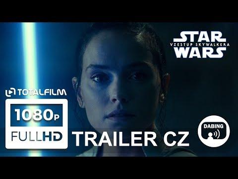 Star Wars: Vzestup Skywalkera (2019) CZ dabing HD hlavní trailer
