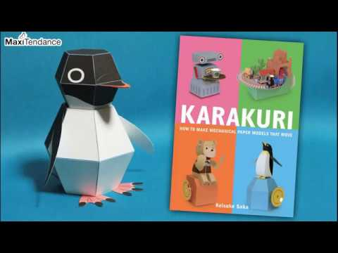 Making paper toys, Japanese artists make 2.4 billion in a year