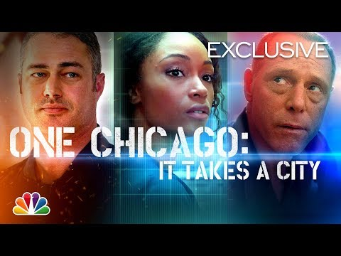 Med, Fire And P.D. Unite For The Good People Of Chicago - One Chicago