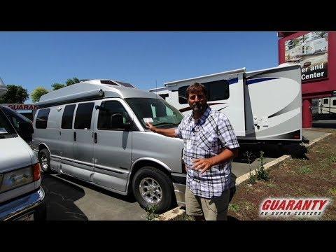 2015 Roadtrek 190 Popular Class B Camper Van • Guaranty.com