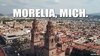 Morelia 2019 | La Ciudad de la Cantera Rosa