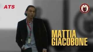 Summit Scienze Motorie: MATTIA GIACOBONE