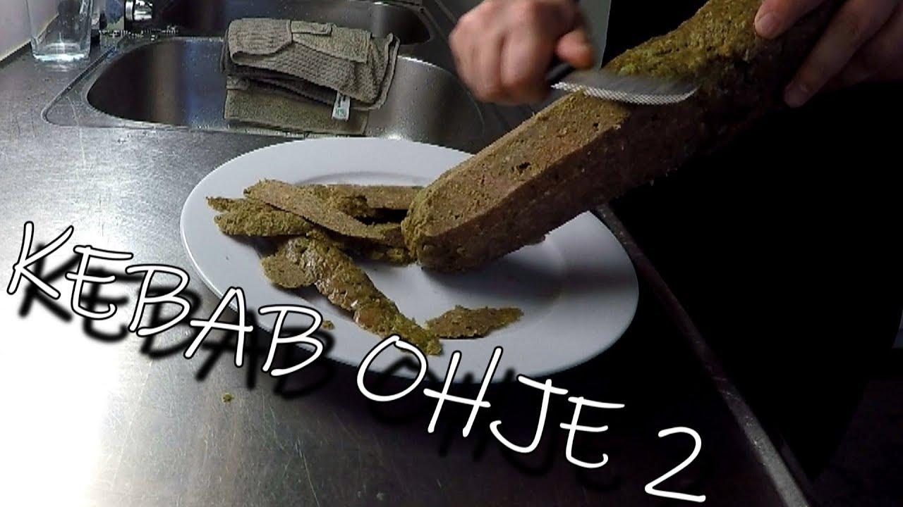 Kebab Kastike Ohje