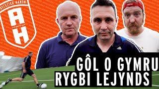 GÔL O GYMRU - LEJYNDS RYGBI, BEN WOODBURN