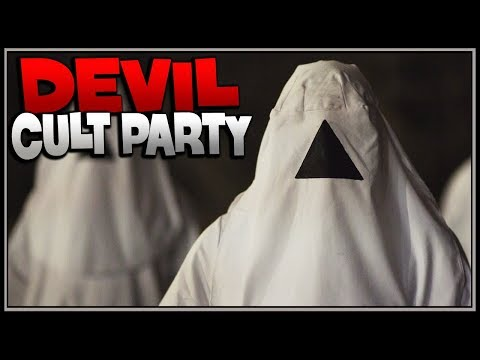 STARTED MY OWN CULT, SACRIFICED MY MINIONS - Devil Cult Party (Free Game)