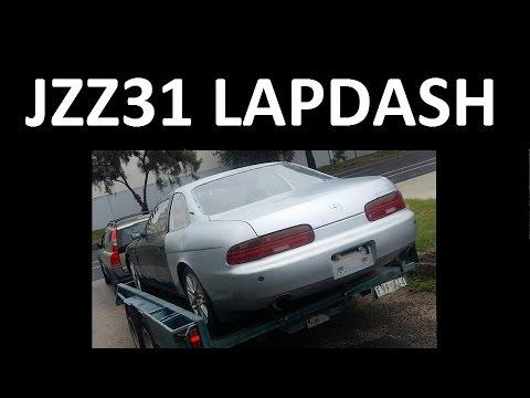 JZZ31 Toyota Soarer Lap Dash