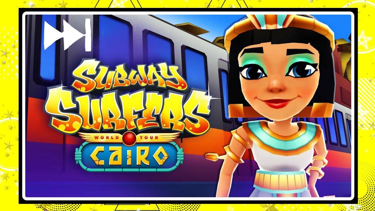 Download Subway Surfers World Tour 2020 Cairo Offical Trailer 《 Reverse Version 》