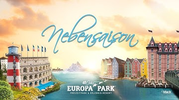 Die Nebensaison im Europa-Park Hotel Resort