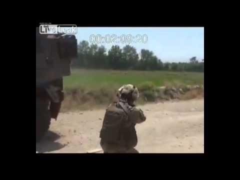 /AFGHANISTAN WAR COMPILATION/ Warning Graphic*