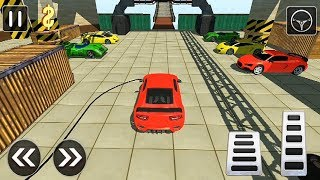 Impossible Stunt Car Tracks Game 2019 | Android Gameplay - Free Games Download - Car Games Download