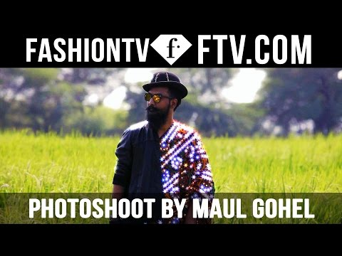'AFRO' a Fashion Film by Maul Gohel   FashionTV