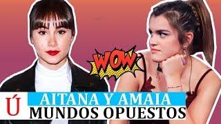 Aitana pierde su 'esencia' y sus fans miran a Amaia Romero de OperaciónTriunfo 2017