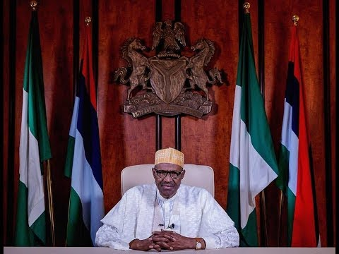Nigeria@57: President Buhari Addresses Nigerians, Calls For National Unity
