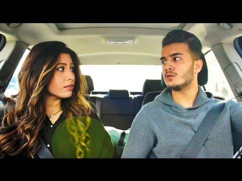 The Funny Video -When A Girl Wants To Drive