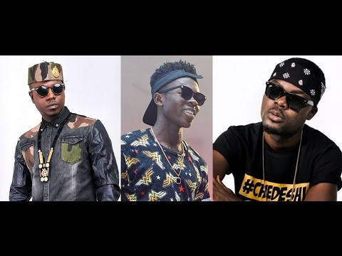 Flowking Stone, Cabum, strongman, shatta Rako and others blasted by Bon Shaker
