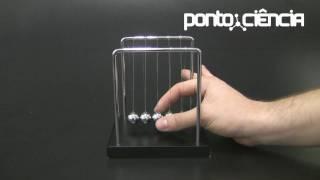 Pontociência - Brincando com o Pêndulo de Newton