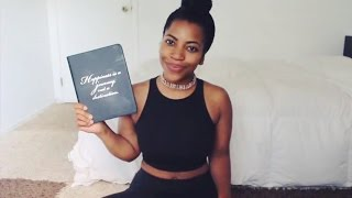 Using a Wellness Journal for Optimal Health | Sadiya Marie
