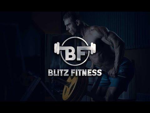 Blitz Fitness - New Range Of Fitness Equipment