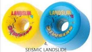 TOP 5 FreeRide LongBoard Wheels