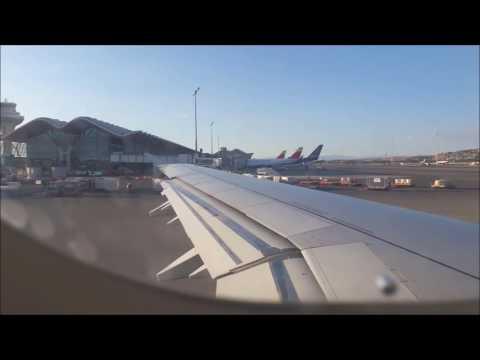 [FULL TIME | HD] Iberia Airbus A321 (EC-JGS) MADRID-GENEVA