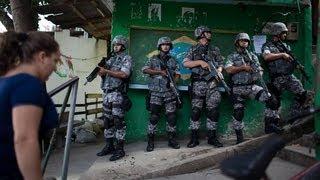 Reportagem especial: Força Nacional emprega o terror em favela da zona Sul do Rio