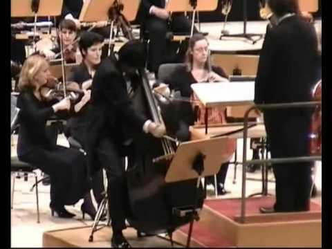 J.M. Sperger Double Bass Concerto A-dur 1st movement Goran Kostic