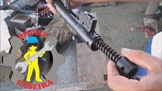 Conserto da carabina de pressão passo a passo. Parte 1