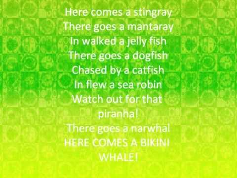 Rock Lobster Lyrics