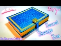 DIY:  Book Box Secret Storage | hidden storage Box | Artkala 104