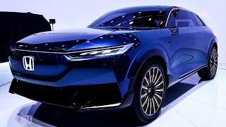 All-new Honda SUV e - FIRST LOOK! Interior and Exterior Design | Features