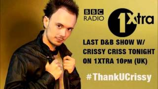 Crissy Criss last show on 1Xtra 27,8,2014 pt 1