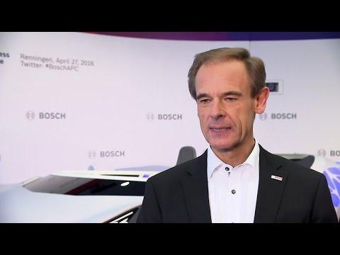 Nach Rekordjahr: Bosch bleibt auf Wachstumskurs / Services ergänzen verstärkt Produktportfolio