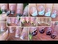Nail art compilation 5 french manicure designs lifeworldwomen mp3