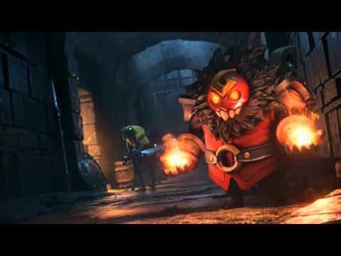 видео: battlerite — трейлер анонса