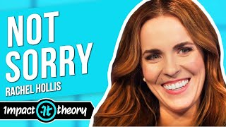 I Don't Care What You Think Of Me For Having A Dream | Rachel Hollis on Impact Theory