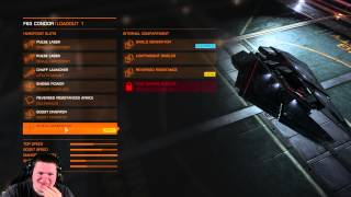 Elite: Dangerous - First time in CQC