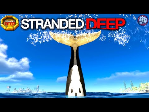 Whale Of A Time | Stranded Deep Gameplay | S9 EP23