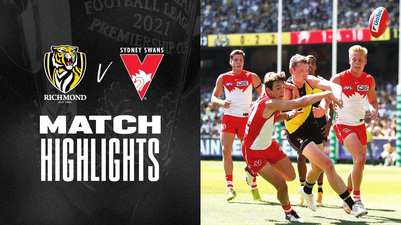 The Sydney Swans are back, and back with a bang