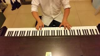 Машина Времени Пока Горит Свеча (Макаревич) на пианино - кавер