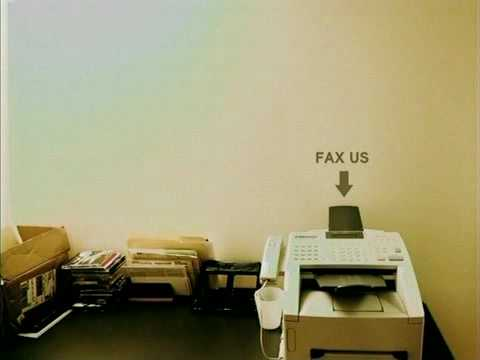 Adult  Swim Fax Us Bump