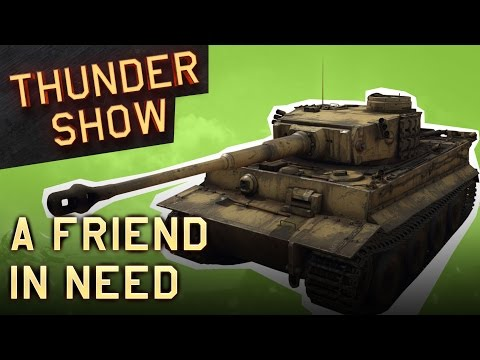 Thunder Show: A Friend in Need