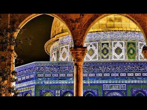 360 Derece Kudüs Mescidi Aksa`ya Yolculuk  - Masjid Al Aqsa 360 VR Video