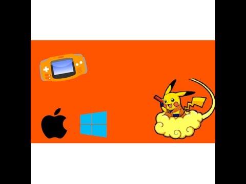 Gba emulator pokemon black download
